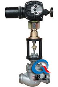 ZARP智能电动调节阀(高压焊接式)