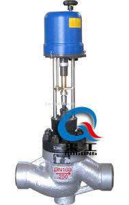 YZDHP电动压力调节阀(焊接式)