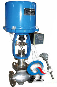 WZRHP电动温度调节阀(配3810执行器)