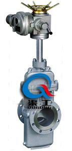 防爆电动平板闸阀_Z943F电动平板闸阀-上海渠工阀门管道工程有限公司