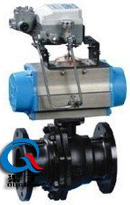 ZSJQ气动调节球阀  Q641F/H气动O型球阀