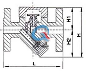 CS46H膜合式疏水阀 (法兰连接)